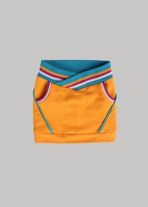 Doris Kids Skirt PDF Sewing Pattern