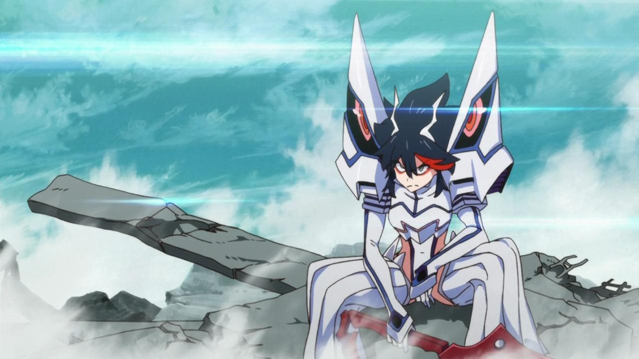 Ryuko Junketsu Kill La Kill Kill A Kill Anime