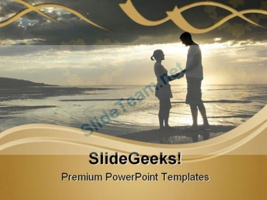 Romantic couple youth powerpoint templates and powerpoint check out this amazing template to make your presentations look awesome at toneelgroepblik Gallery