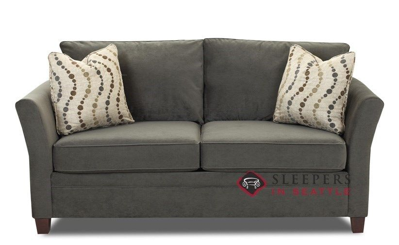 Italian Sofa Sleeper Sophia By Seduta D Arte 2 875 00 Modern