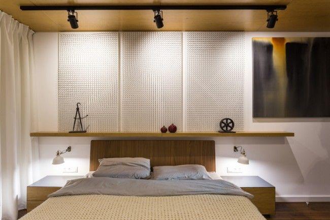 Een stoer appartement met super comfy hangmat in de woonkamer ...