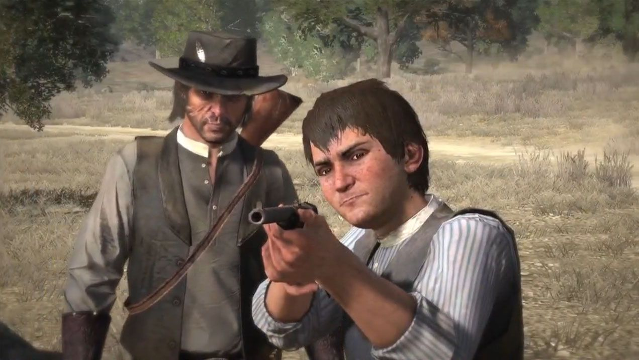 Jack Marston Red Dead Redemption Ii Red Dead Redemption 1