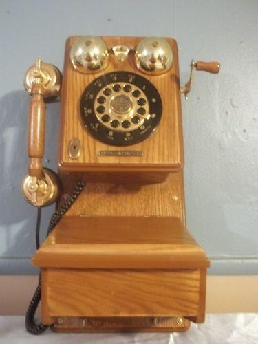 Antique Replica Wall Phone