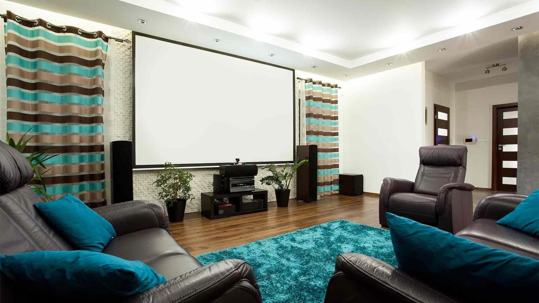 How to build a home movie theater room on a budget hometheatertips
