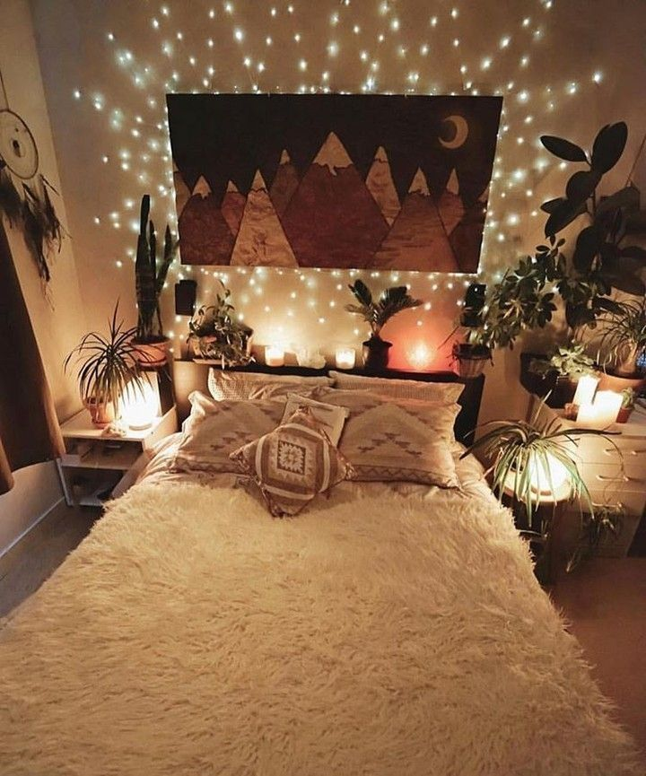 40 Cozy Boho Bedroom Design That'll Make You Want to Redecorate ASAP #bohobedroom