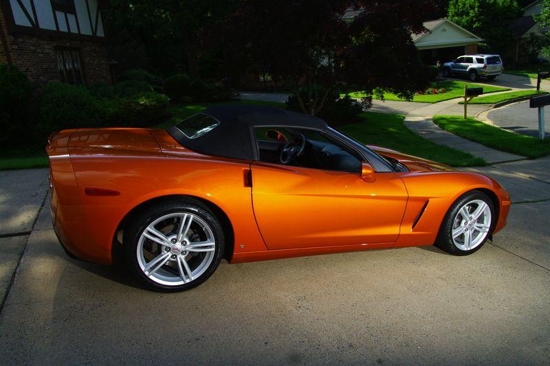 Atomic Orange Car Colors Paint My Dream Cars