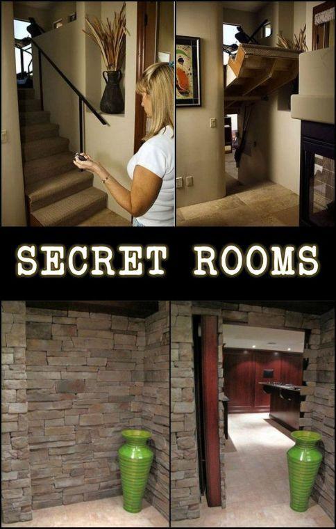 Safe Room Design: 40+ Secret Rooms Design Inspirations
