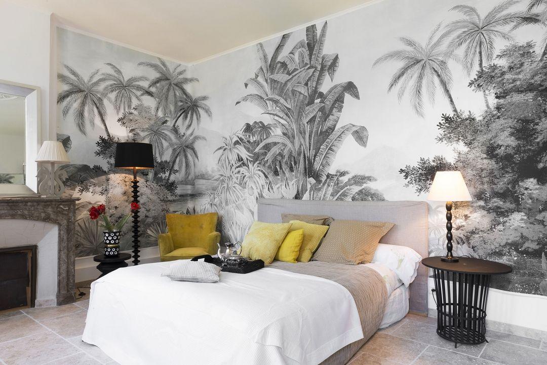 47+ Tendance papier peint panoramique chambre ideas