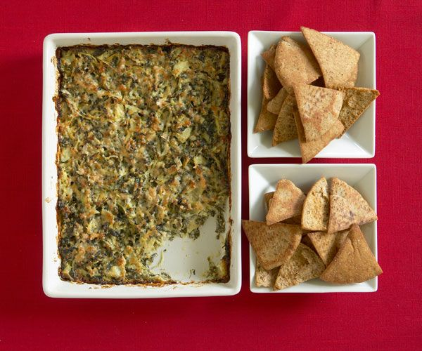 Spinach & Artichoke Dip #finecooking