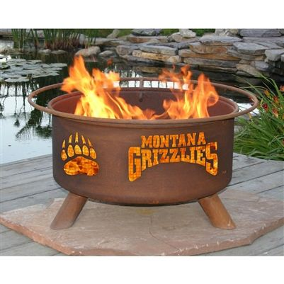 University Of Montana Fire Pit Get Fired Up With A Hot New