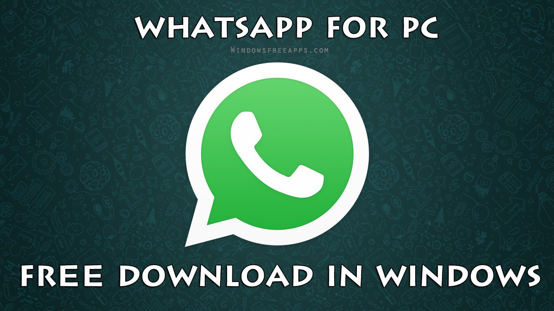 We will guide you how to get WhatsApp download free for