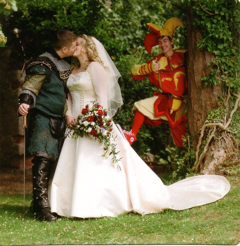 Medieval Wedding coming right up!  Medieval wedding, Medieval