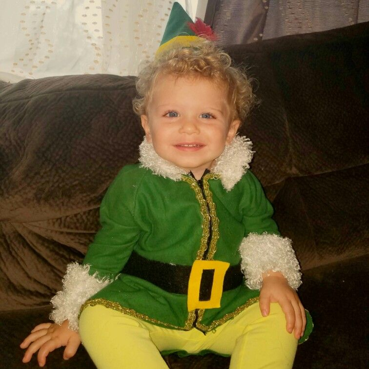 Buddy the elf - Halloween costume- HomeMade- Toddler Costume- Christmas- Elf  sc 1 st  Pinterest & Buddy the elf - Halloween costume- HomeMade- Toddler Costume ...