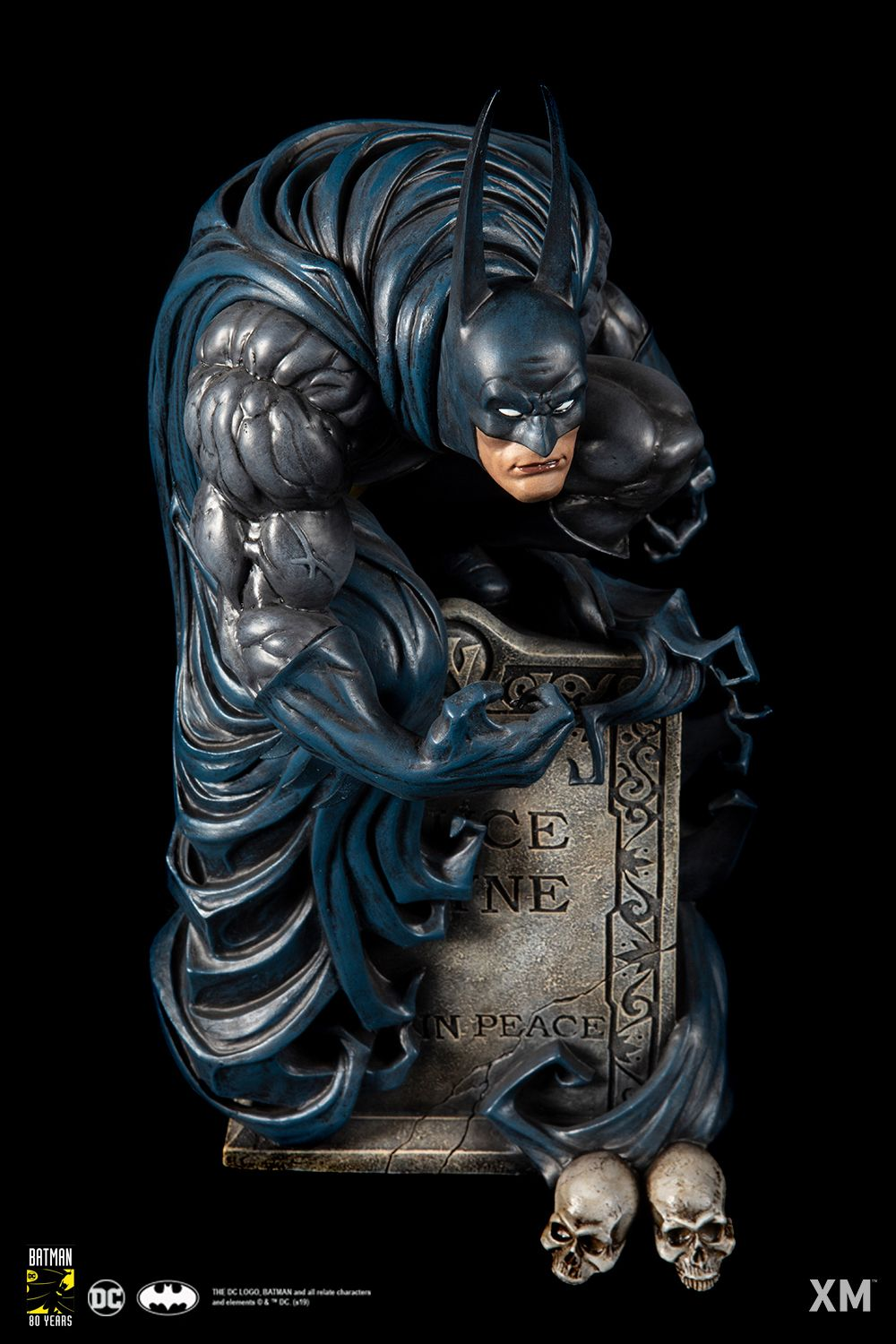 Xm Batman Bloodstorm 1 6 Statue Goes Online Today 25 09 2018 At