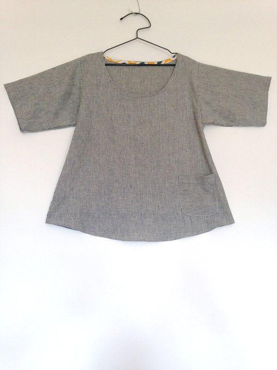100 actos de costura: túnica n º 1 patrón de por 100ActsofSewing