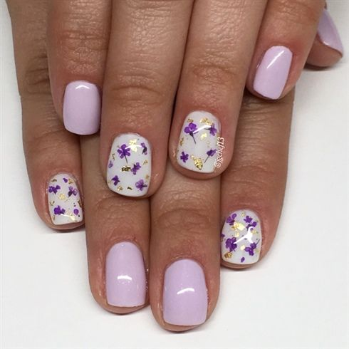 Nail art from the NAILS Magazine Nail Art Gallery, mixed media ...