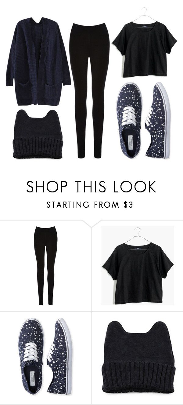 """W.51"" by randomsoup ❤ liked on Polyvore featuring Oasis, Madewell and Aéropostale"