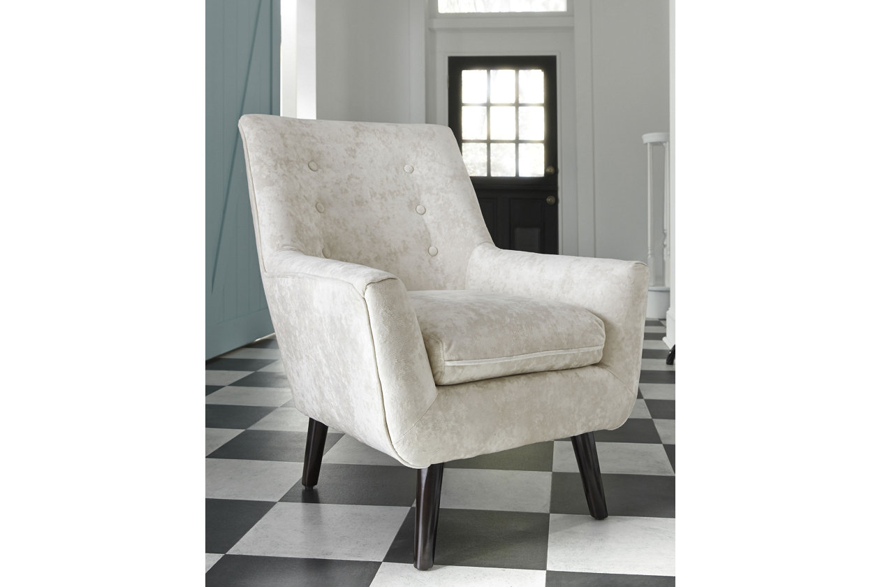 Zossen Accent Chair Ashley Furniture Homestore Accent Chairs Chair Comfortable Accent Chairs