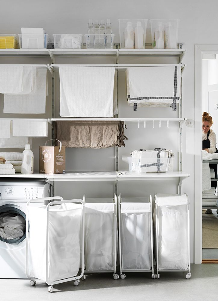 Ikea te ofrece este curso donde te ense aremos c mo for Cuarto de la colada