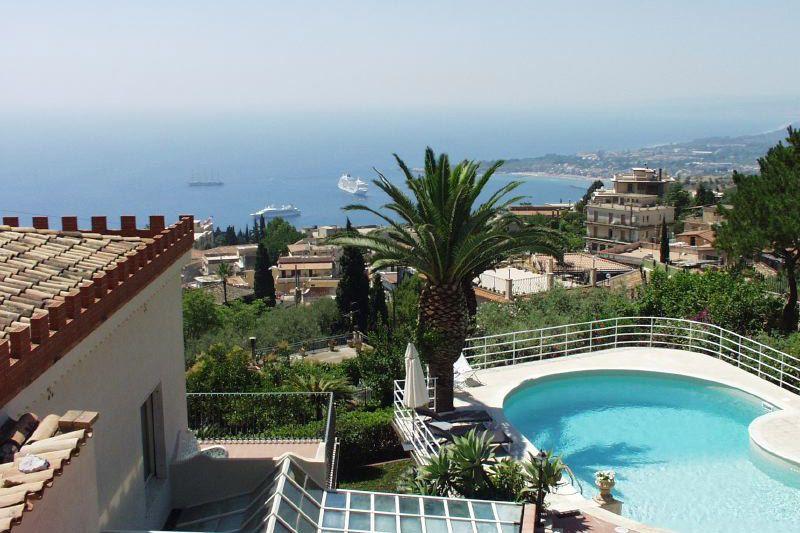 Villa Parmina Rent This Private Property In Sicily Taormina