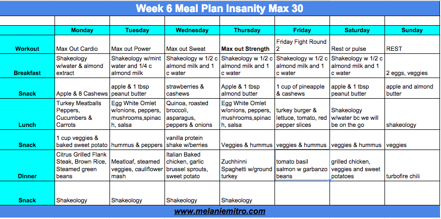 Images About Insanity Max On   Fit Moms Plan