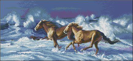 бегущие лошади картинки