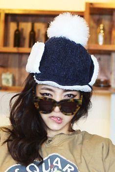 Aura-J 타조-cap