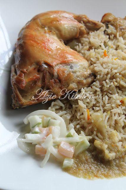 Azie Kitchen Nasi Arab Hadramaut Makanan Dan Minuman Masakan Resep