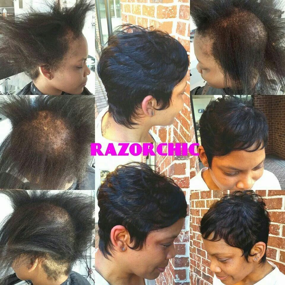 Razor Chic Of Atlanta Hairstyles Razor Chic Of Atlanta  It's All About The Hair  Pinterest