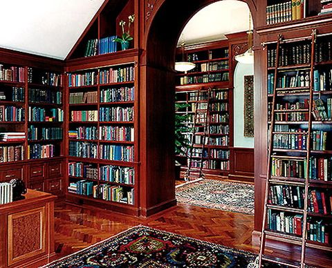 Excellent 1000 Images About Libraries On Pinterest Home Library Design Largest Home Design Picture Inspirations Pitcheantrous
