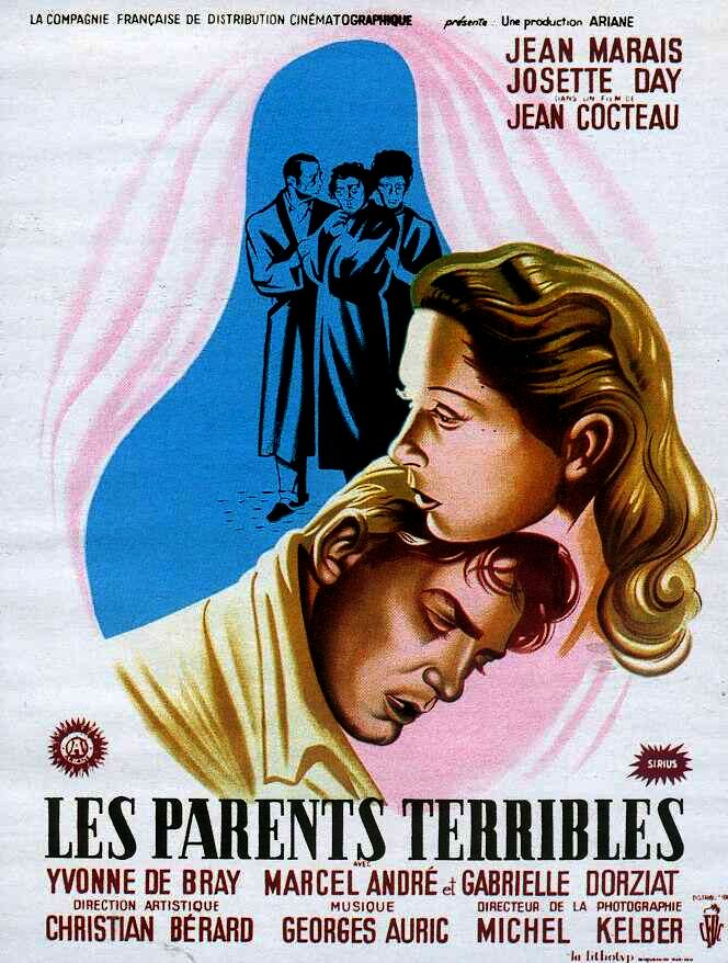 Image result for les parents terribles