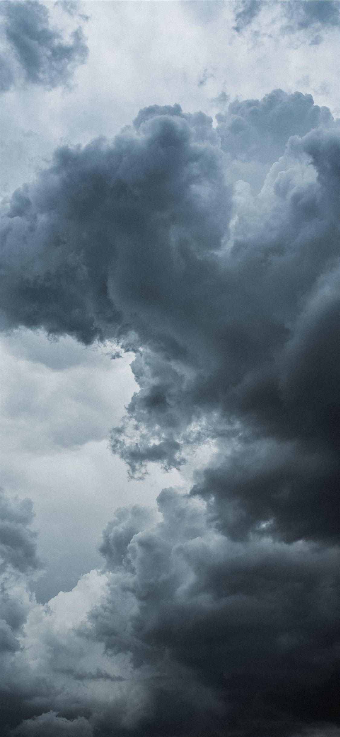 Cumulus Clouds Cloud Sky Nature Grey Texture Iphonexwallpaper Clouds Wallpaper Iphone Cloud Wallpaper Grey Wallpaper Iphone Grey aesthetic white clouds wallpaper
