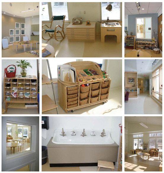 Natural Classroom Design : Reggio preschool so lovely one of the many reasons i
