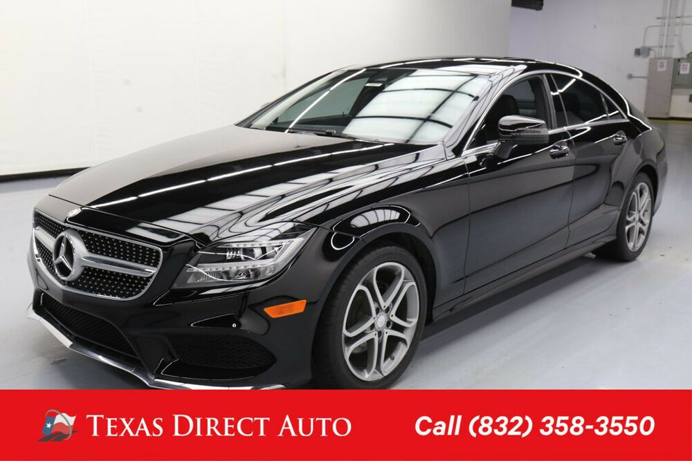 For Sale 2015 Mercedes Benz Cls Class Cls 400 Texas Direct Auto
