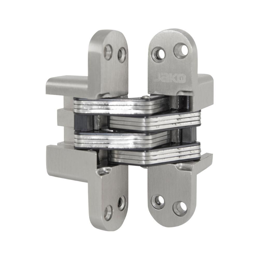 Jako Architectural Hardware 1 1 8 In X 4 5 8 In Concealed Hinge