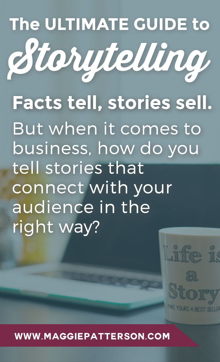 Storytelling For Business Why Stories Sell Business Storytelling Storytelling Content Marketing