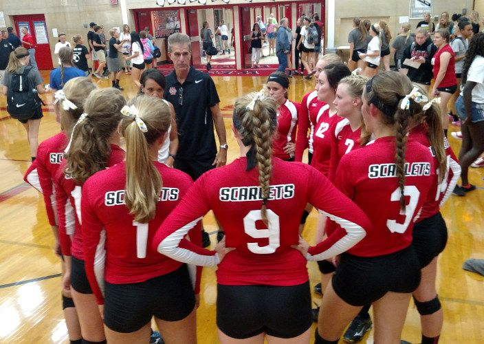 West Volleyball Defeats Maple River And New Ulm Mankato Times Mapleton Minn The Mankato West Volleyball Team Improved To 3 0 Red Wings Mankato Volleyball