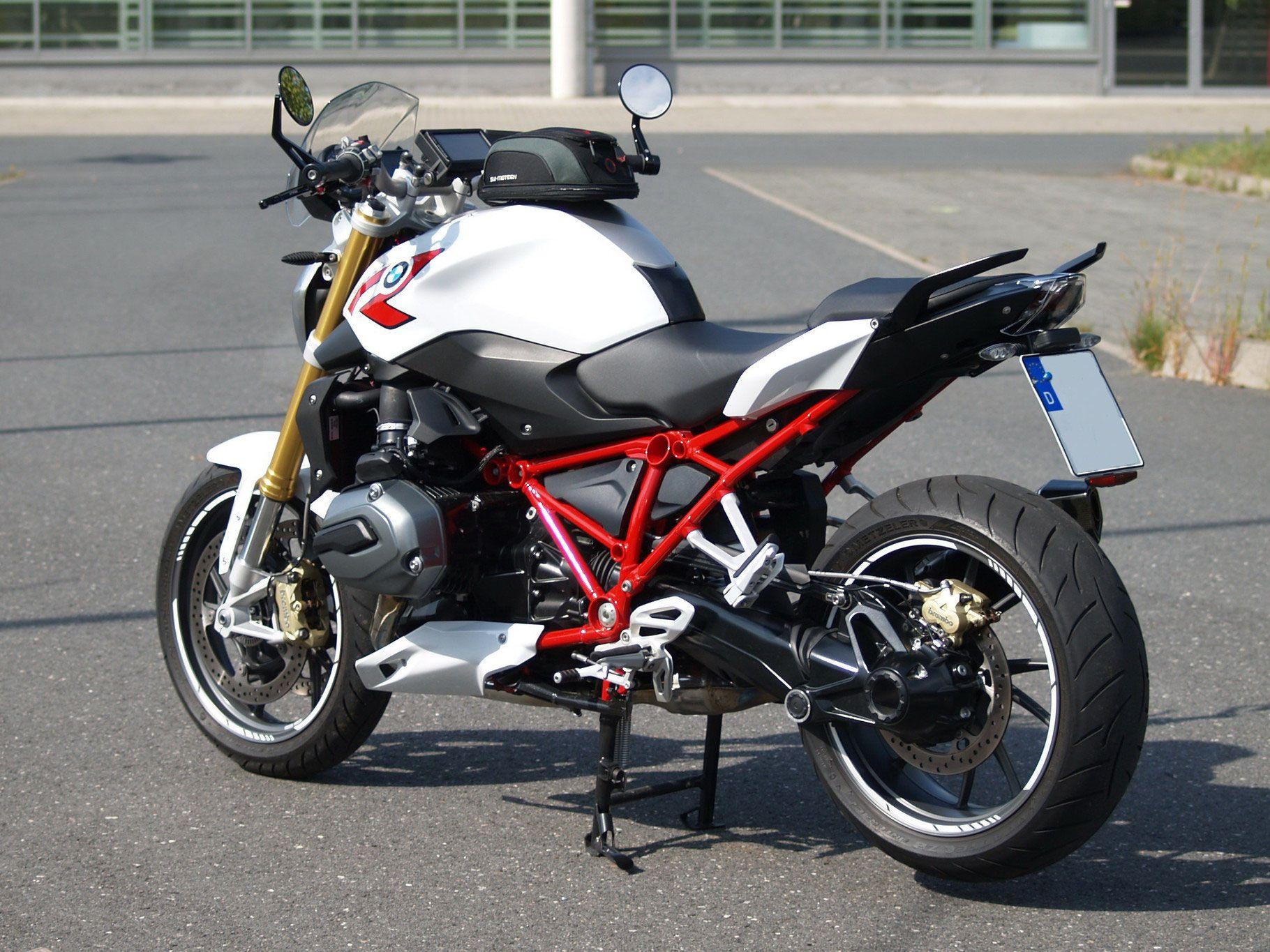 Zubehör BMW R 1200 R, / RS ab Bj. 2015 - TAI-Bikeparts - hochwertiges Zubehör für Motorräder und ...