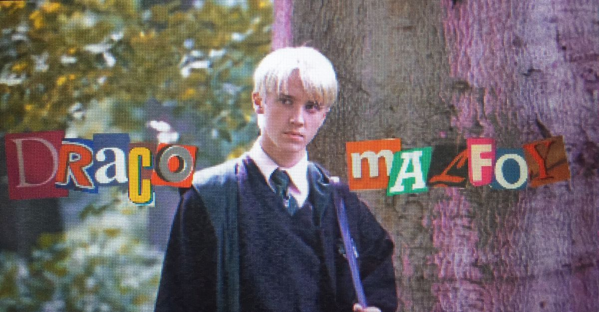Pin By Vante On M A L F O Y Draco Harry Potter Tom Felton Draco Malfoy Draco Malfoy