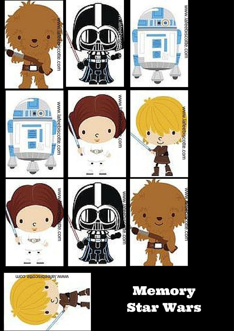 Amusez les enfants avec des activités Star Wars