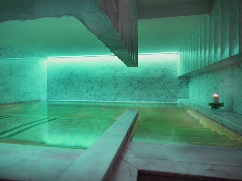 Aqva City Spa In Rome Jumeirah Grand Hotel Via Veneto Grand Hotel Cool Pools Hotel