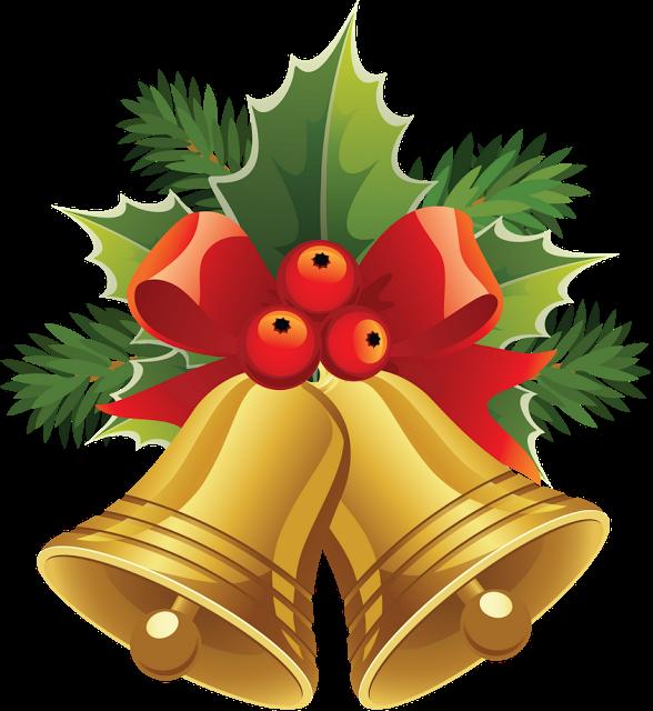 IMÁGENES DE CAMPANAS DE NAVIDAD | Campanas de navidad, Imagenes de campanas navideñas, Manualidades navideñas