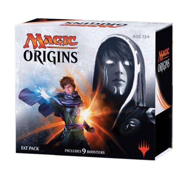 Magic The Gathering: Magic Origins Fat Pack