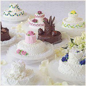 Publix mini cakes Beautiful cakes Pinterest Mini wedding