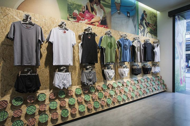 Brokula Z Experience Store By Brigada Zagreb Photos Above Display Lifestyle And