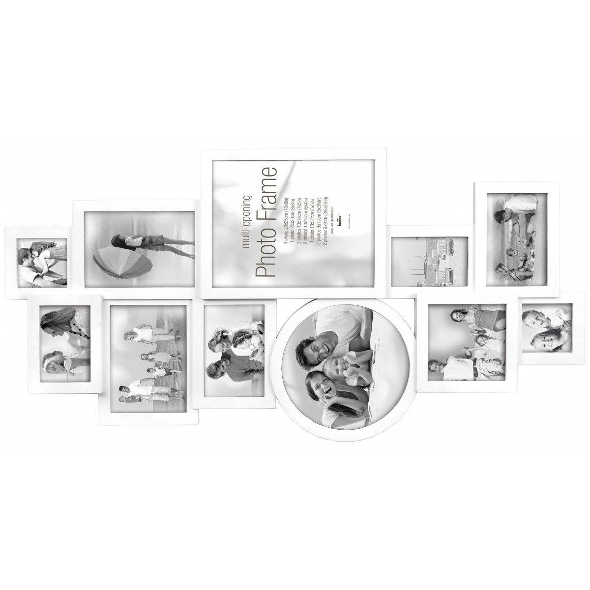 Home Collective - Innova Maggiore XXV White 11 opening frame ...
