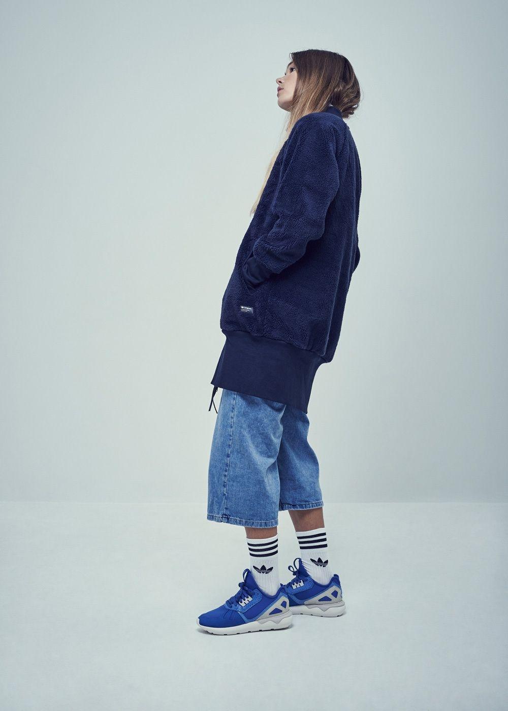 Adidas Tubular X With Jeans