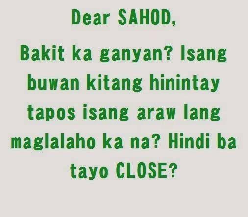 Quotes Dear Friend Tagalog: Tagalog, Pinoy