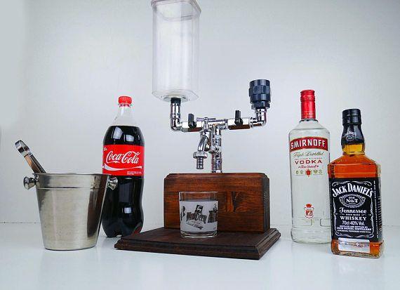 aus holz geschenk mann whiskey geschenk f r ihm. Black Bedroom Furniture Sets. Home Design Ideas