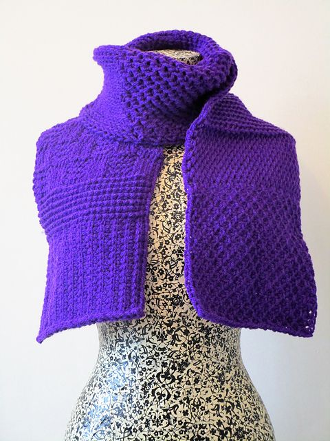 Ravelry Sampler Scarf Pattern By Hayley Joanne Robinson Tunisian